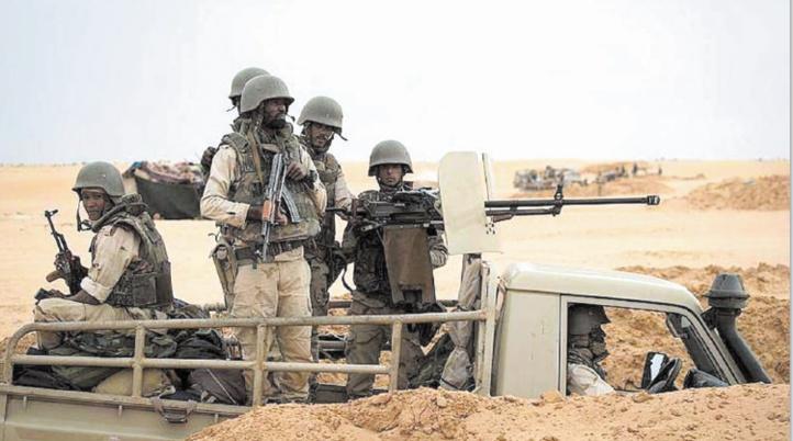 La Force du G5 Sahel en quête de fonds pour sa lutte antijihadiste