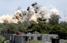 Libye : Intenses frappes sur Tripoli