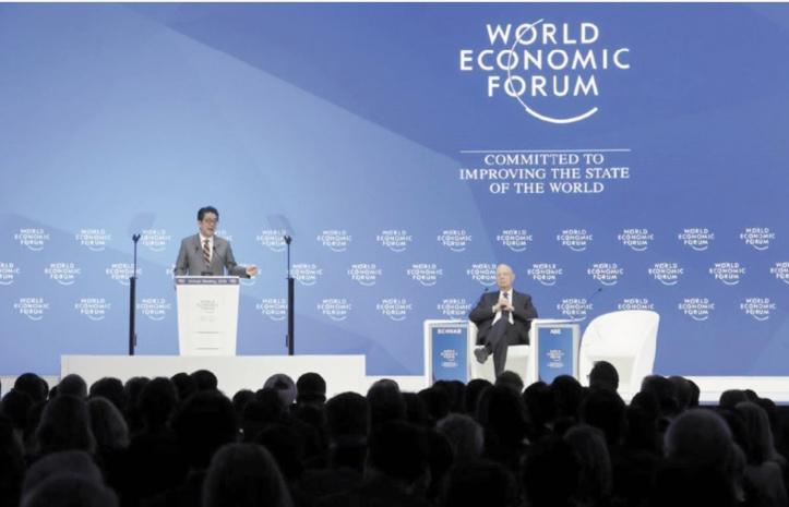 Le changement climatique au centre des débats à Davos