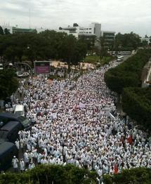 Le mouvement des médecins résidents et internes se durcit : La grève des urgences en riposte aux  violences policières de mercredi