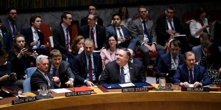 Américains et Européens affichent leur soutien au président  vénézuélien autoproclamé