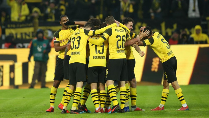 Dortmund démolit  Hanovre