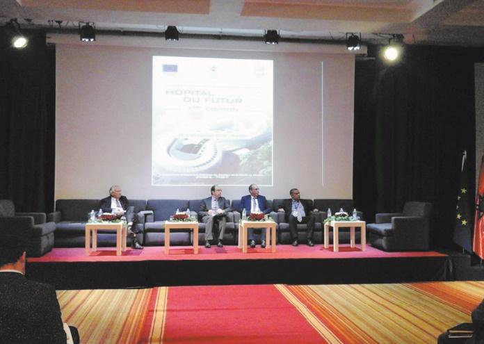 Forum sur l'hôpital du futur à Agadir