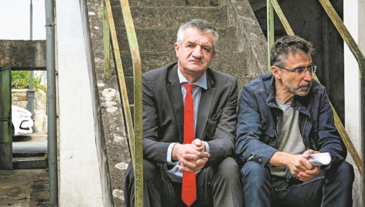 """""""Un berger et deux perchés à l'Elysée"""", un drôle de documentaire sur un inclassable de la politique"""