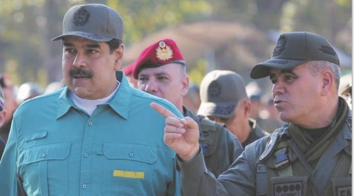 L'étau se resserre autour du président Maduro