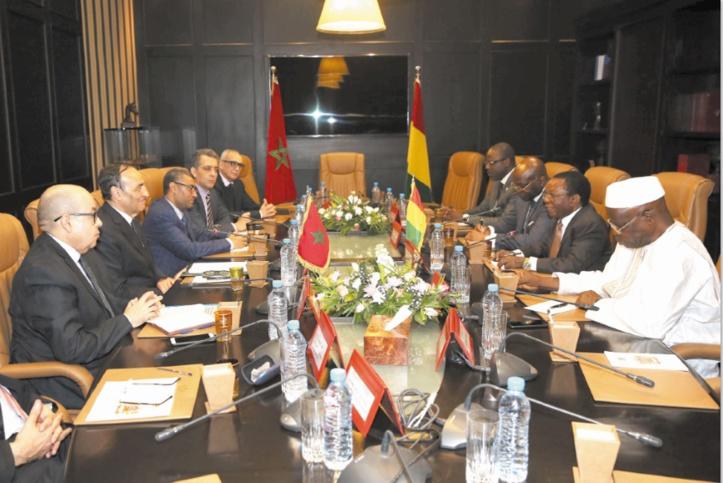 La création d'un pôle Maroc-Belgique-Afrique mise en relief par Habib El Makli