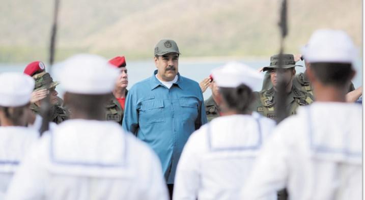 Nicolas Maduro rejette l'ultimatum européen pour une nouvelle présidentielle