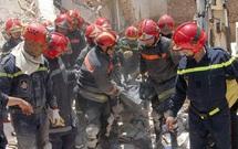 Effondrement d'un immeuble à Casablanca : Un mort et deux blessés graves