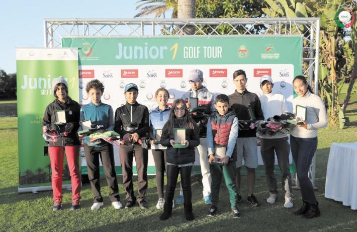 Championnats régionaux juniors de golf