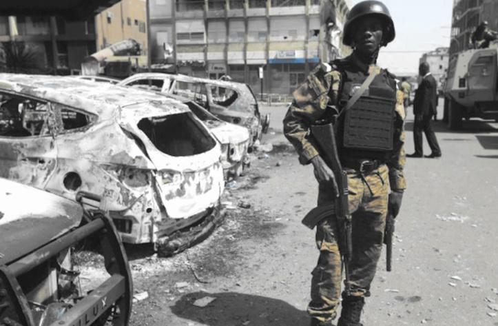 Une attaque jihadiste fait 14 morts au Burkina Faso