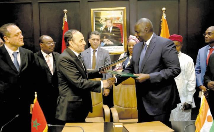 Renforcement de la coopération entre les institutions législatives du Maroc et du Niger