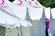 Une vague de réfugiés syriens arrive en Turquie
