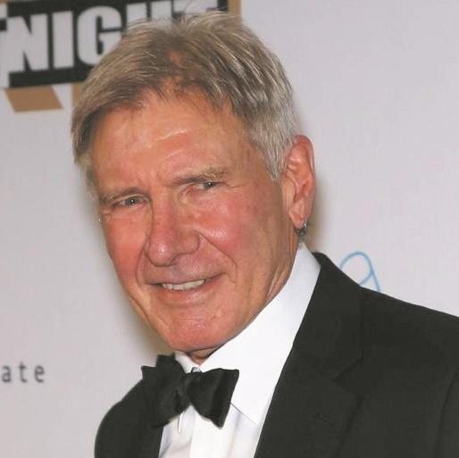 Les infos insolites des stars : Harrison Ford