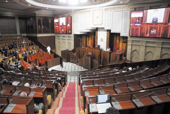 Approbation de cinq projets de loi par la Chambre des représentants