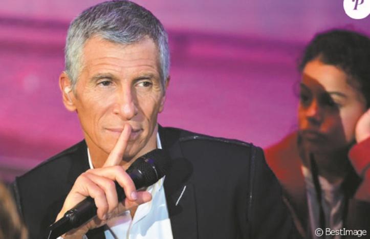 Nagui, un rythme de vie effréné entre radio et télé