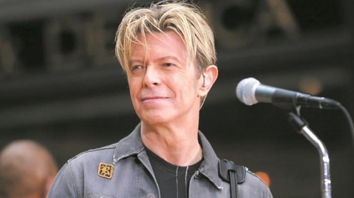 Les infos insolites des stars : David Bowie