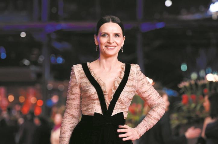 Juliette Binoche ouvre la 69ème Berlinale sous le signe des femmes