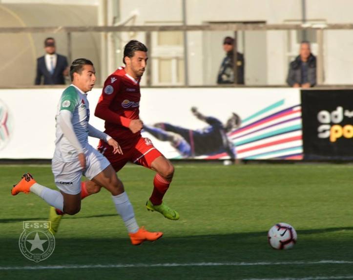Fin du parcours des Verts en  Coupe arabe des clubs champions