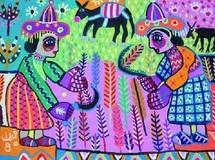 La galerie Loft rend hommage à Fatna Gbouri