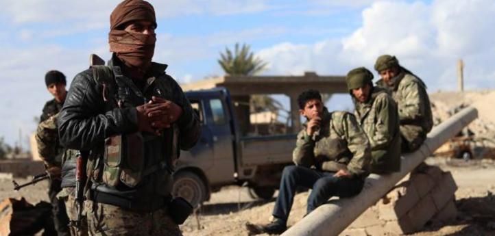 Washington prêt à aider pour rapatrier de Syrie les jihadistes étrangers