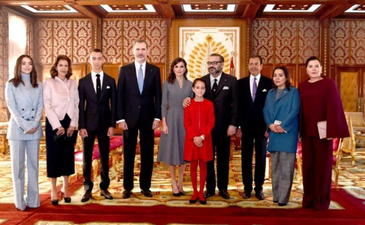 Onze accords maroco-espagnols signés à Rabat