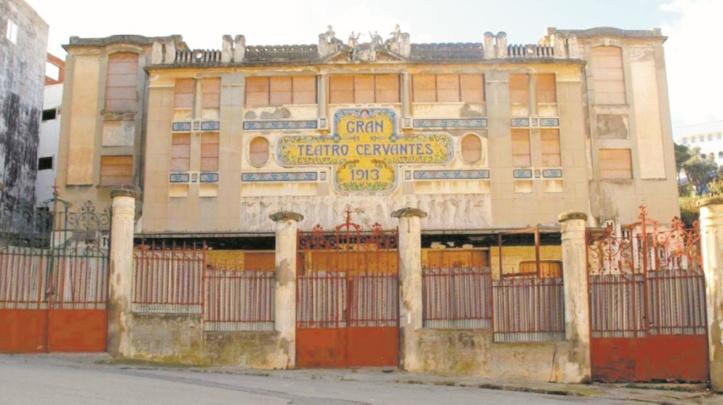 Le Grand théâtre Cervantès s'apprête à faire sa mue