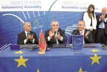"""L'Assemblée parlementaire du Conseil de l'Europe a voté mardi à la quasi-unanimité : Le Maroc, """"Partenaire pour la démocratie"""" de l'Europe"""