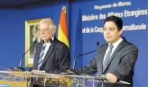 Nasser Bourita : Les accords Maroc-UE sont compatibles avec le droit international