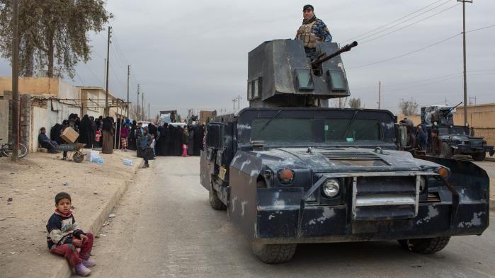 La fin de l'Etat islamique approche
