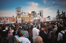 """Les maâlems Guinea, Merchane, Kouyou et Boussou en clôture : """"Gnaoua all stars"""" consacrent la maturité du Festival d'Essaouira"""