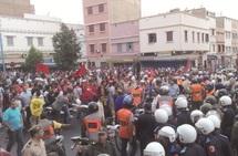 Bras-de-fer entre «20 février» et «pro-Constitution» : Echauffourées à Casablanca