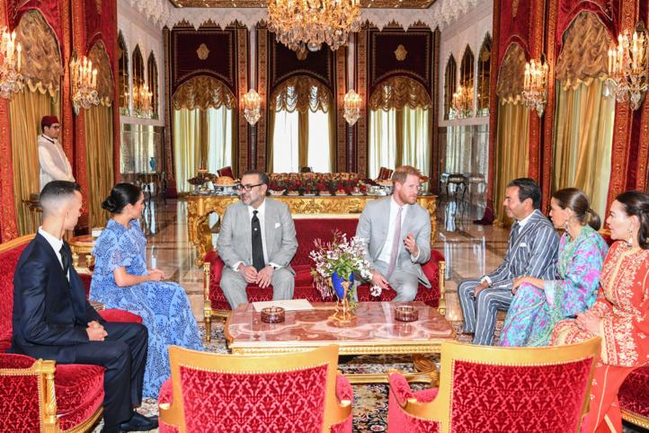 S.M la Reine Elisabeth II adresse un message à S.M le Roi