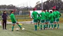 Participation de l'EN U17 au tournoi d'Antalya