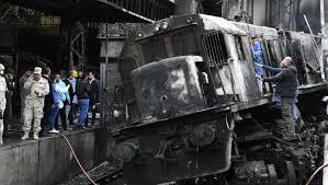 Au moins 20 morts dans un accident en gare du Caire