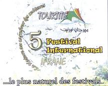5ème édition du Festival international Tourtite d'Ifrane