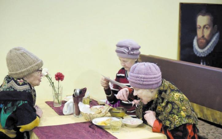 """En Russie, la colère monte face à """"l'éternelle pauvreté"""""""