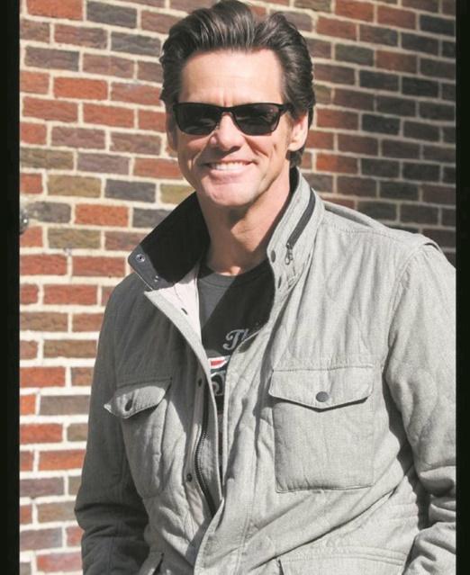 Les infos insolites des stars : Jim Carrey