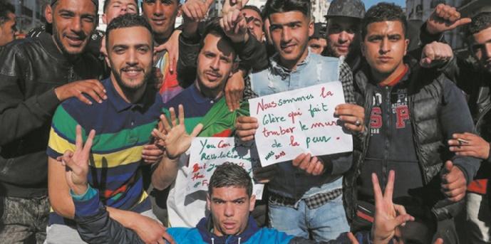 """""""Libérer l'Algérie"""", la chanson d'artistes algériens contre le """"5e mandat"""" d'Abdelaziz Bouteflika"""