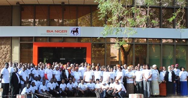 BIA-Niger change son identité visuelle suite à son intégration au groupe BCP