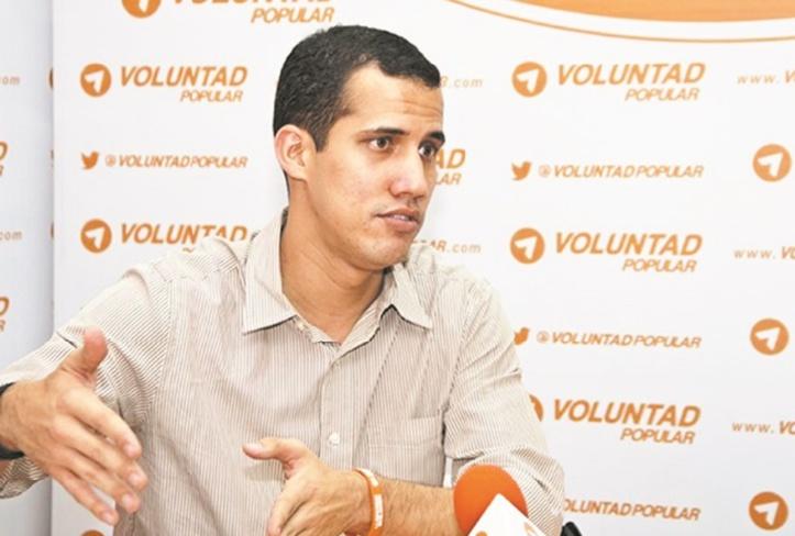 Juan Guaido, l'outsider qui défie Maduro au Venezuela