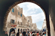 Mise à niveau urbaine d'Essaouira