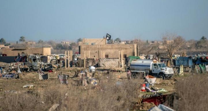 Assaut final contre l'EI en Syrie