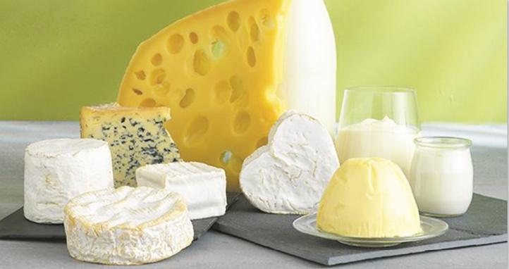 La hausse des prix des produits laitiers affecte ceux des produits alimentaires