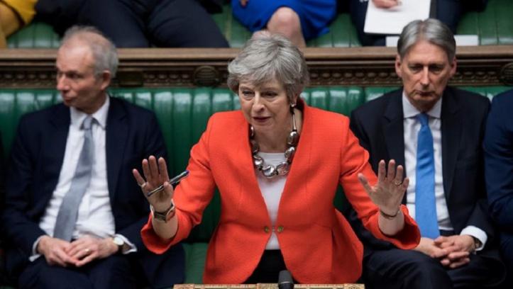 Les députés britanniques rejettent l'accord de Brexit pour la deuxième fois