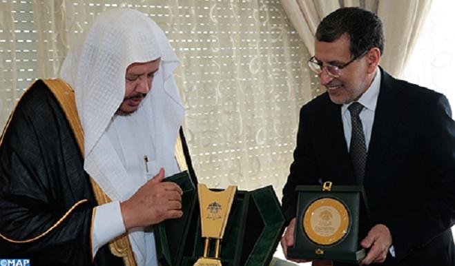 Le président du Conseil saoudien de la Choura loue la solidité des relations maroco-saoudiennes