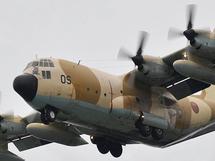 Un avion des Forces Royales Air s'écrase près de Guelmim