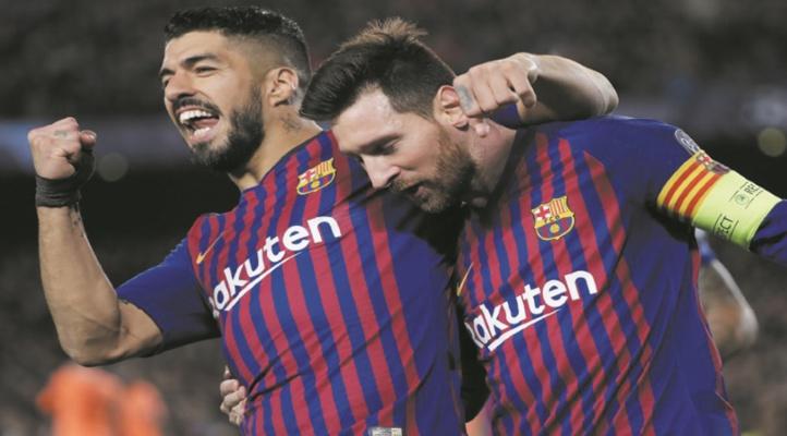 Messi et Suarez: Le bon, le truand et les buts