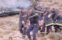 Suite au crash du C-130 des FRA qui a fait 81 morts. Trois jours de deuil national et prière de l'Absent dans toutes les mosquées
