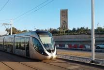 Le tram Rabat-Salé une fois encore…..