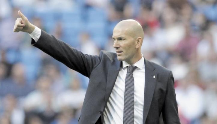 Le retour gagnant de Zidane